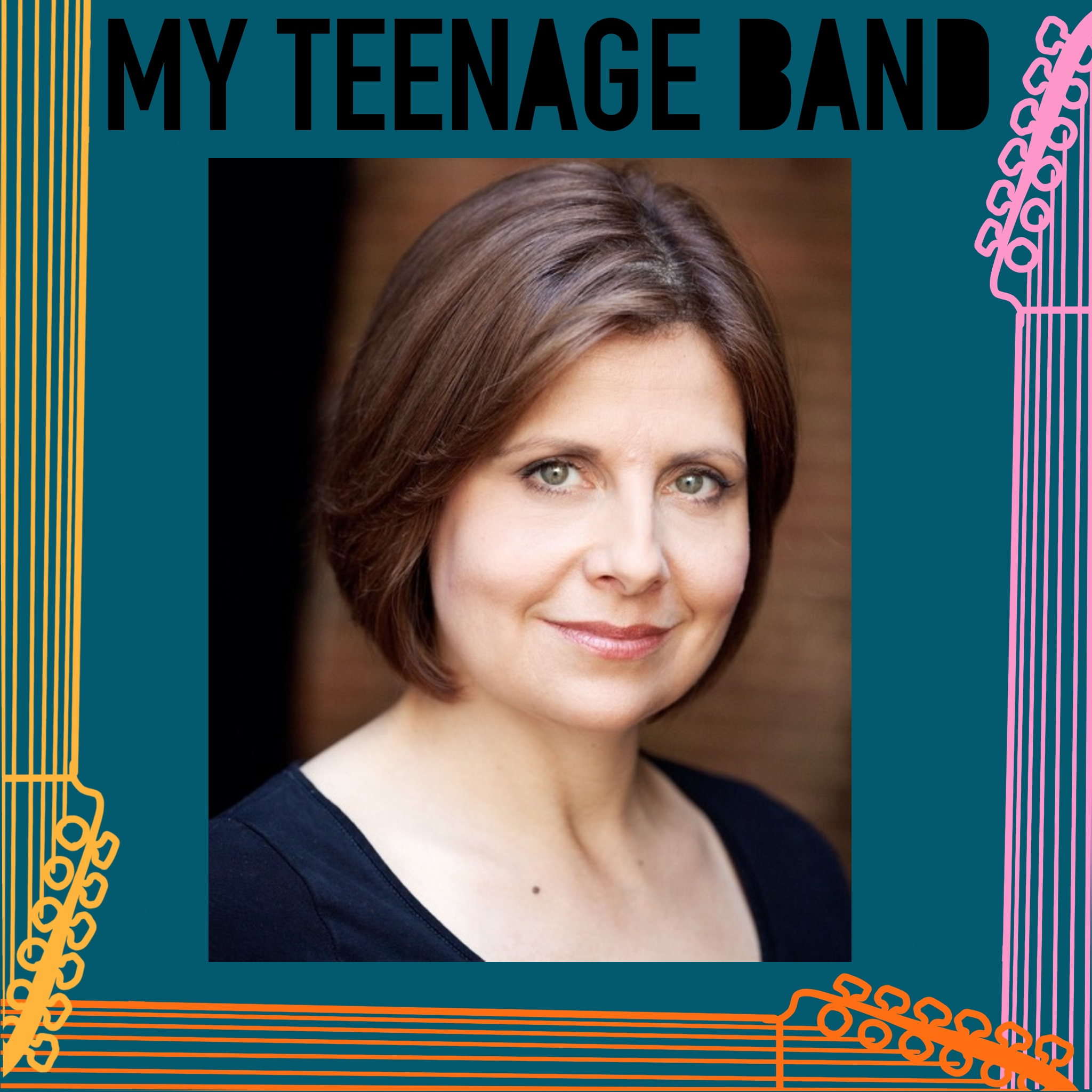 You are currently viewing Season 2, Episode 2 – Rebecca Front from 'The Jonathan Gee Quartet'